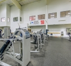 JCPT Banner Weight Room
